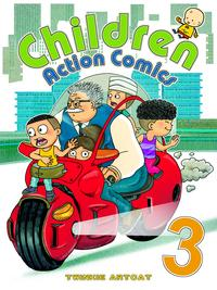 Children Action Comics 3