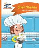 Reading Planet - Chef Stefan - Orange: Comet Street Kids ePub