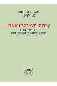 TheMusgraveRitual/DasRitualderFamilieMusgrave?zweisprachigEnglisch-Deutsch/DualLanguageEnglish-GermanEdition