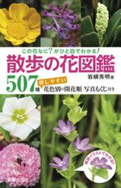 この花なに?がひと目でわかる! 散歩の花図鑑【電子書籍】[ 岩槻秀明 ]