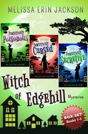 A Witch of Edgehill Mystery Box SetBooks 1-3【電子書籍】[ Melissa Erin Jackson ]