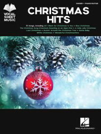 Christmas Hits SongbookArrangements for Singers with Piano and Guitar Accompaniments【電子書籍】[ Hal Leonard Corp. ]