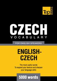 CzechvocabularyforEnglishspeakers-5000words