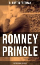 ROMNEY PRINGLE - Complete 12 Book Collection