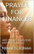 PRAYER FOR FINANCES