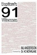 Baptism's 91 Witnesses