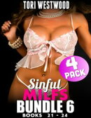 Sinful Milfs Bundle 6 : Books 21 to 24