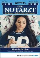 Der Notarzt 325 - Arztroman