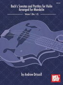 Bach's Sonatas and Partitas for Solo Violin Arranged for Mandolin