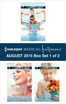 Harlequin Medical Romance August 2015 - Box Set 1 of 2