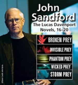 John Sandford: Lucas Davenport Novels 16-20【電子書籍】[ John Sandford ]