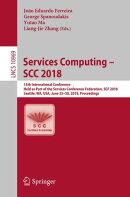 Services Computing ? SCC 2018