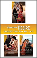 Harlequin Desire August 2020 - Box 1 of 2