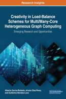Creativity in Load-Balance Schemes for Multi/Many-Core Heterogeneous Graph Computing