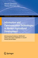 Information and Communication Technologies in Modern Agricultural Development