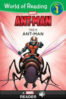 World of Reading: Ant-Man: This Is Ant-Man