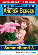 Notärztin Andrea Bergen Sammelband 3 - Arztroman