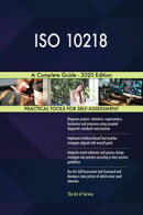 ISO 10218 A Complete Guide - 2020 Edition