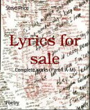 Lyrics for sale