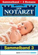Der Notarzt Sammelband 3 - Arztroman