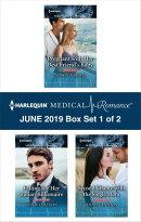 Harlequin Medical Romance June 2019 - Box Set 1 of 2