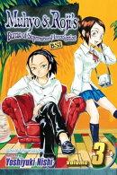 Muhyo & Roji's Bureau of Supernatural Investigation, Vol. 3