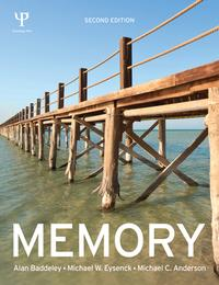 Memory【電子書籍】[ Alan Baddeley ]