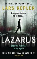 Lazarus (Joona Linna, Book 7)