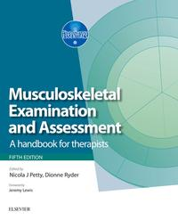 Musculoskeletal Examination and Assessment E-BookA Handbook for Therapists【電子書籍】