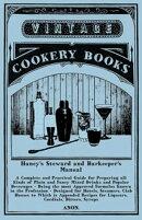 Haney's Steward and Barkeeper's Manual