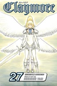 Claymore,Vol.27Silver-EyedWarriors
