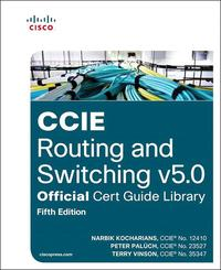 CCIE Routing and Switching v5.0 Official Cert Guide Library【電子書籍】[ Narbik Kocharians ]