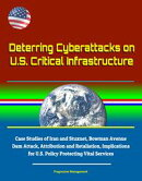 Deterring Cyberattacks on U.S. Critical Infrastructure: Case Studies of Iran and Stuxnet, Bowman Avenue Dam …