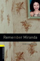 Remember Miranda Level 1 Oxford Bookworms Library