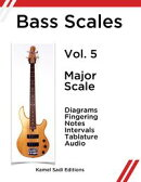 Bass Scales Vol. 5