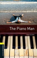 The Piano Man Level 1 Oxford Bookworms Library