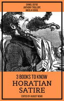 3 books to know Horatian Satire
