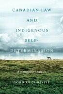 Canadian Law and Indigenous SelfーDetermination
