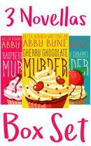 Killer Cupcake Cozy Mysteries Box Set: Books 1-3