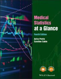 Medical Statistics at a Glance【電子書籍】[ Aviva Petrie ]