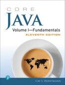 Core Java Volume I--Fundamentals, 1