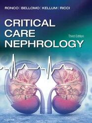 Critical Care Nephrology E-Book