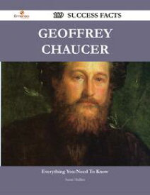 Geoffrey Chaucer 189 Success Facts - Everything you need to know about Geoffrey Chaucer【電子書籍】[ Susan Mullins ]