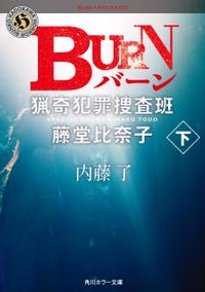 BURN 下 猟奇犯罪捜査班・藤堂比奈子【電子書籍】[ 内藤 了 ]