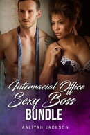 Interracial Office Sexy Boss Bundle