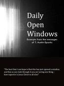 Daily Open Windows