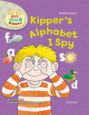 Kipper's Alphabet I Spy (Read With Biff, Chip and Kipper Level 1)