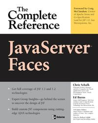 JavaServerFaces:TheCompleteReference
