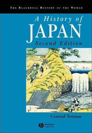 A History of Japan【電子書籍】[ Conrad Totman ]