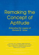 Remaking the Concept of Aptitude